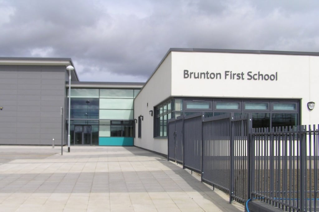Design and build brunton school