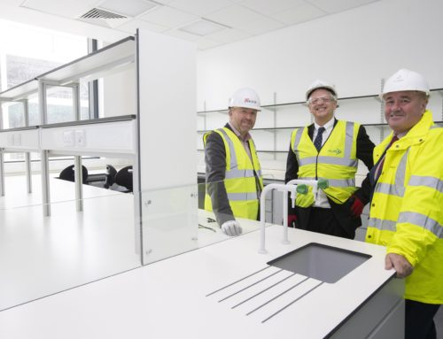 New Lab Facility to Open in Newcastle Helix