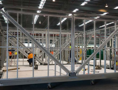 OFFSITE MANUFACTURING IS KEY TO THE SUCCESS OF THE CONSTRUCTION SECTOR DEAL