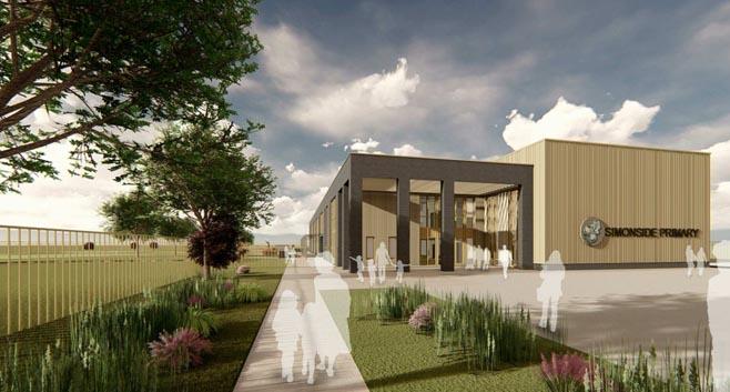 Design and build simonside new primray school