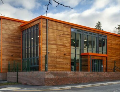Works complete on Gosforth Academy extension